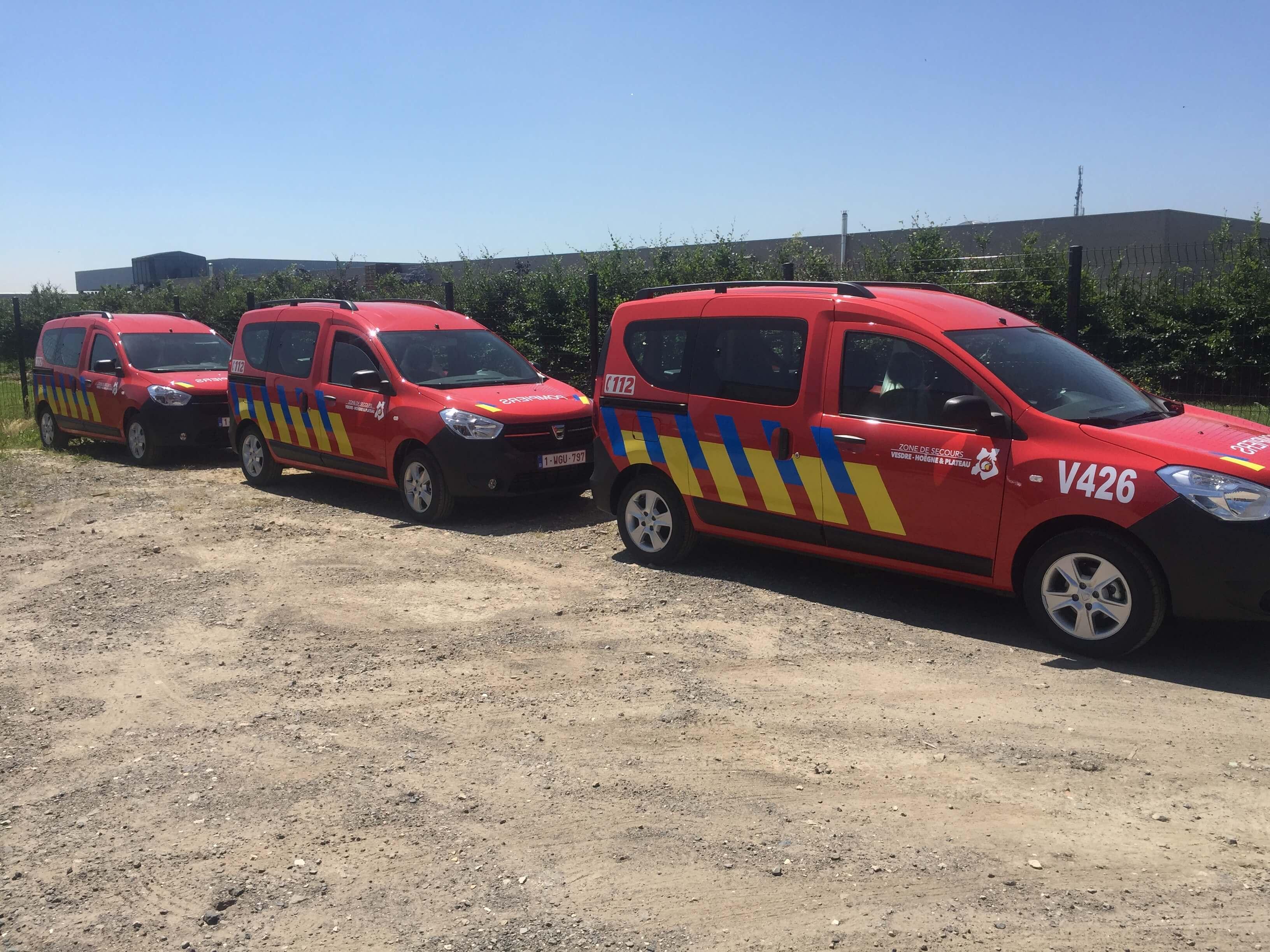 lettrage-vehicule-pompiers