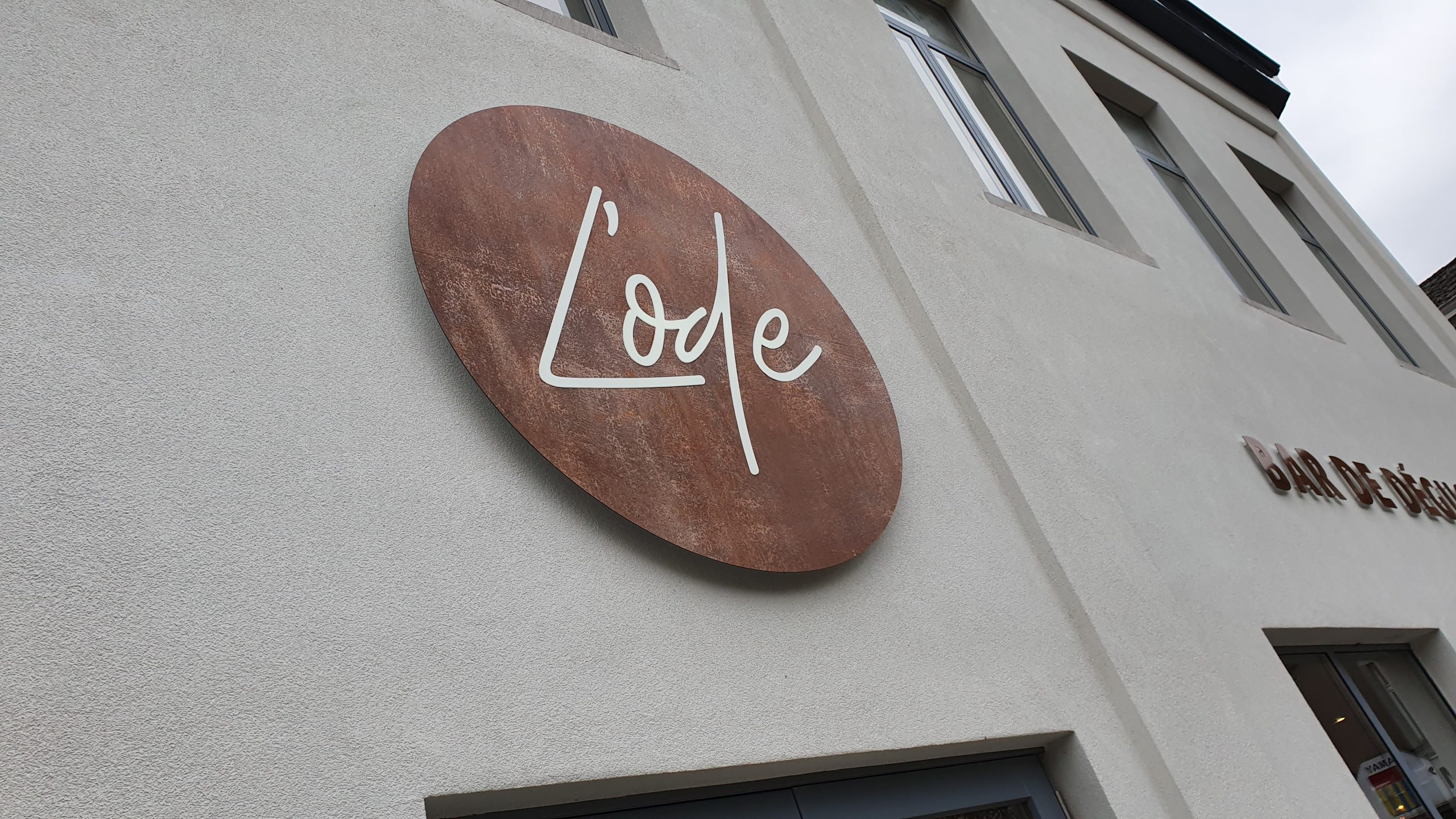 ENSEIGNE-LODE