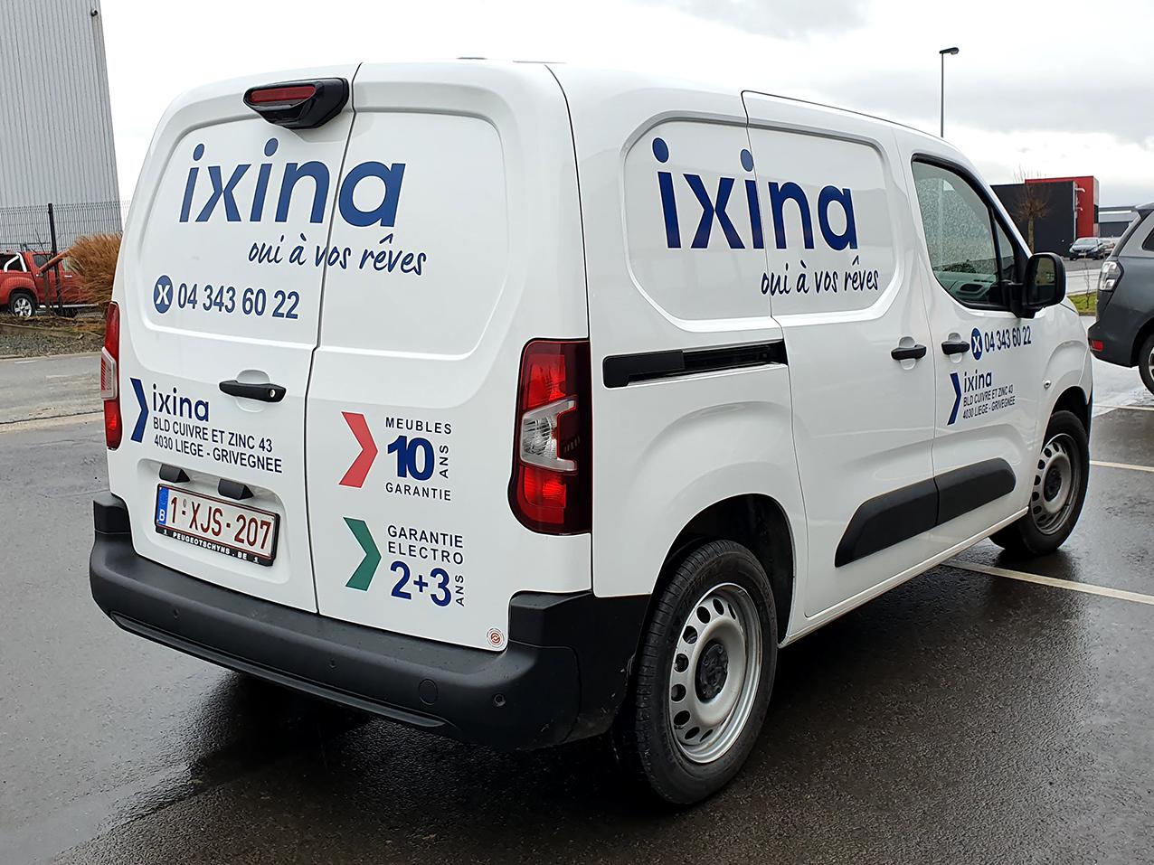 ixina_lettrage